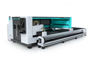 AR 1530 Enclosed Plate Tube Integrated Laser Cutting